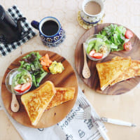 朝ごはんは「ワンプレート朝ごパン」!気分が上がるメニュー&盛り付けアイディア集