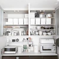 使いやすいキッチン収納アイデア!適材適所な収納グッズでいつでもスッキリ☆