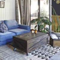 1点あるだけで個性派ルームへ!デザイン重視の家具をあなたの部屋に招いてみよう