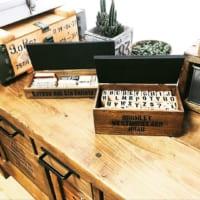 100均の木箱でDIYしてみよう♪おしゃれな小物の収納アイテム8選☆