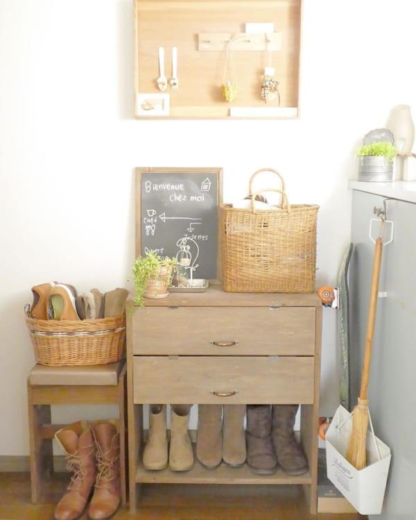 靴収納棚2