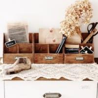 100均木箱を使ったDIYアレンジ例53選。おしゃれ収納やインテリアに大活躍☆