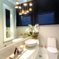 お客様も使う場所だからこそもっと素敵に♪おしゃれなトイレのインテリア実例15選☆