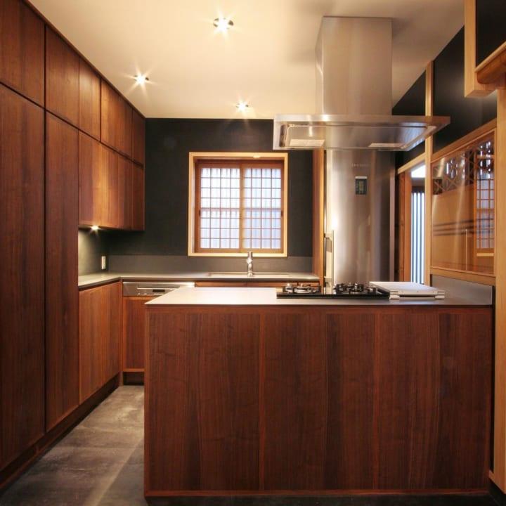 シンプルなキッチン7