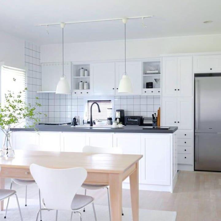 シンプルなキッチン6