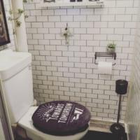 トイレだって気を抜かない!おしゃれで個性的なトイレインテリア実例20選をご紹介!