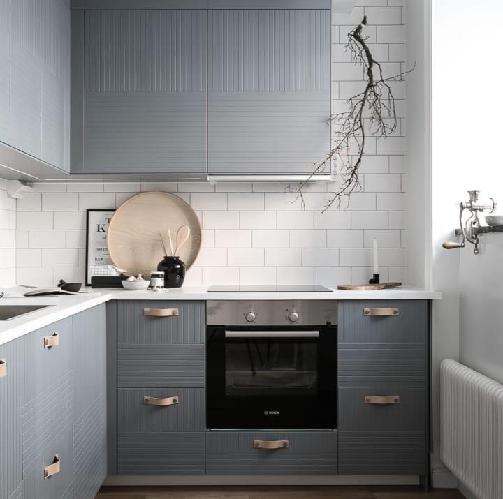 シンプルなキッチン4