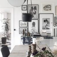素敵な『写真』でお洒落な空間作り☆場所を取らずに飾れるアート!