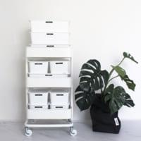 IKEAの人気アイテムを使ったシックなインテリア特集☆モノトーンインテリアでも活躍なアイテム♪