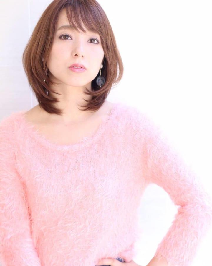 ピンク・レッド系5