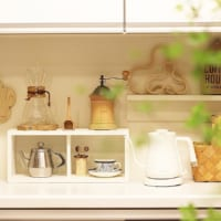 無印良品「壁に付けられる家具・箱」で出来る!オシャレに見せる収納実例集♪
