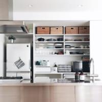 お洒落に仕上げるならやっぱり『ステンレスキッチン』。キッチンをお洒落空間へ☆