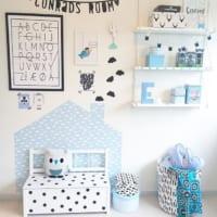 KIDS ROOMのおしゃれアイディア15選。大人顔負けの粋な子供部屋!