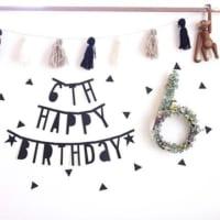 とびっきりのお祝いをしよう♡パーティーや記念日を盛り上げるインテリア術☆