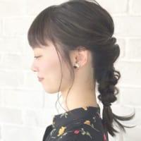 好感度が上がる♡黒髪ヘアスタイルで女性らしい上品さをゲットしよう!