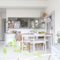 シンプルで可愛い♡カフェ風キッチン&輸入キッチンをご紹介!