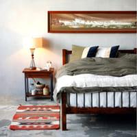 ベッドルームは安らぎの空間♪深い眠りをもたらすベッドルームコーディネート集