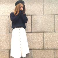 今季のおススメニット☆GU・ユニクロのゆる感が今年風でイイ感じ♪