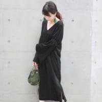 ブラックカラーで鉄板かっこいいファッションを♡オシャレ女子スタイル保存版