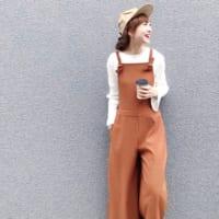 秋冬のオールインワン&サロペットのカラー別コーデ14選♡おしゃれで可愛い大人女子コーデをご紹介♪