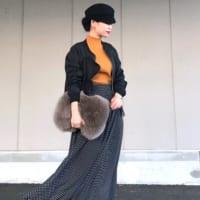 今すぐ参考にしたい『ブラックコーデ』をご紹介♡魅惑のアクセントカラーでハイセンスな着こなしに!