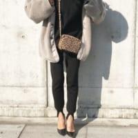 着痩せ効果&スタイルアップ♡冬コーデのパンツの選び方&着こなし方をご紹介!