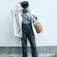 冬ファッションを楽しむ♪GUのアイテムで着回す冬のコーディネート