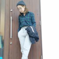 使い方いろいろ☆GU・ユニクロのチェックシャツでコーデの幅を広げよう!