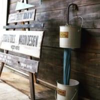 【連載】DIY初心者さんも簡単にできる!ペール缶2個で簡単傘立てを作ろう!