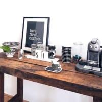 古いものと暮らす温もりのインテリア~カフェの雰囲気を取り入れて〜