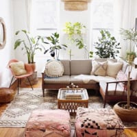 海外のインスタグラムで発見!個性的なソファをお部屋の主役にしたインテリア実例20選☆
