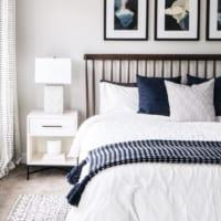 海外のベッドルーム15選☆モデルルームのような空間でゆっくりリラックス