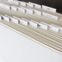書類収納の実例集☆ファイルやフォルダを活用した参考になるアイディアをご紹介♡