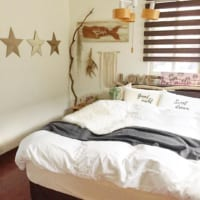 人気のインテリアテイスト別☆オシャレで居心地の良いベッドルーム20選!