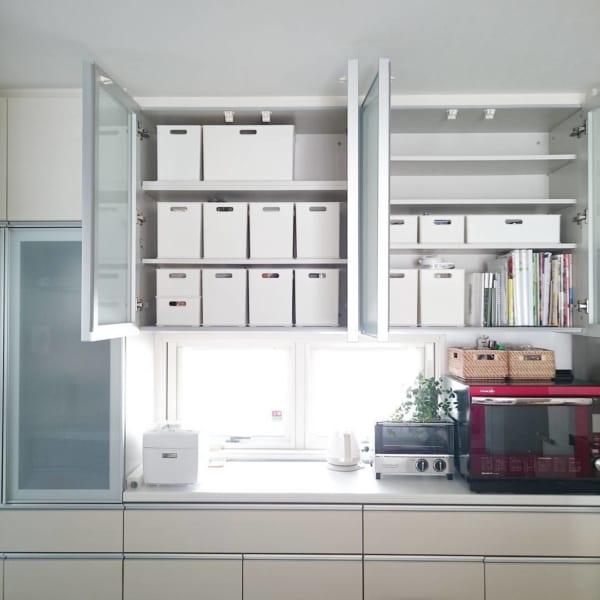 おすすめキッチン収納アイテム③ ニトリ実例2
