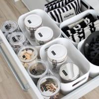 キッチンの引き出し収納実例集☆スペースを上手く活用してスマートに使いこなそう!