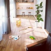 床で変わる家の印象!ハイセンスな家のこだわりの床を徹底調査します◎