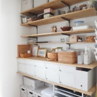 キッチン・パントリー・冷蔵庫をスッキリ整頓!使い勝手の良さを考えたオススメ収納術