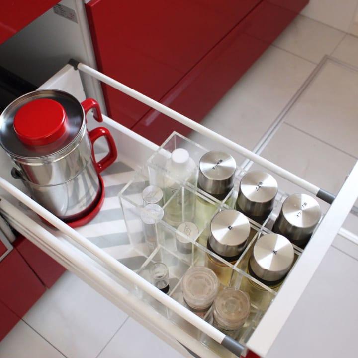 おすすめキッチン収納アイテム② 無印良品実例5