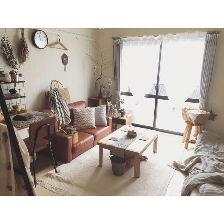素敵な一人暮らしのお部屋を作るコツをご紹介8