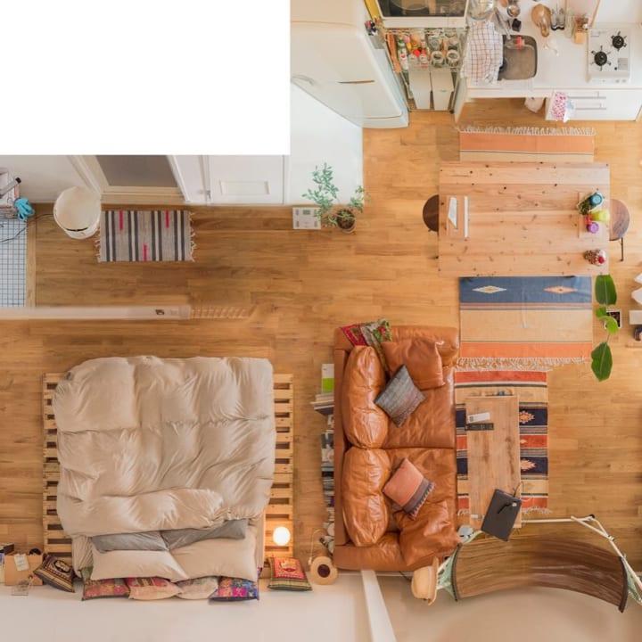 素敵な一人暮らしのお部屋を作るコツをご紹介6