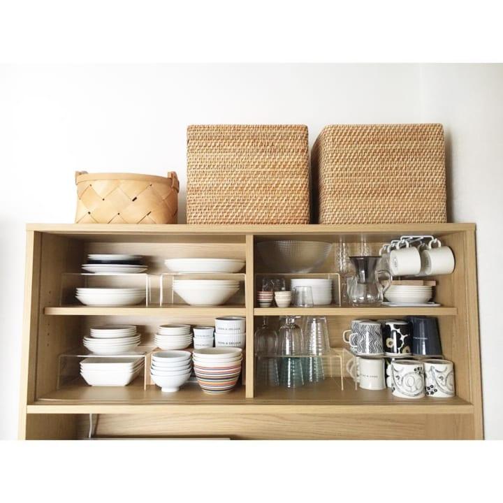 おすすめキッチン収納アイテム② 無印良品実例6