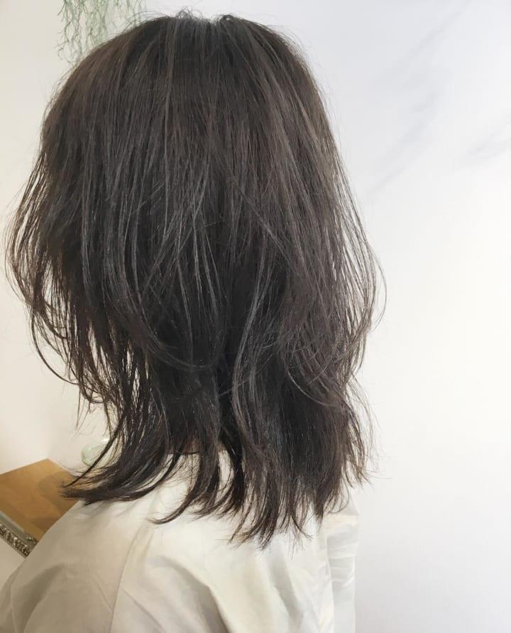 ウルフカット89選♪これからヘアスタイルを変えるなら断然