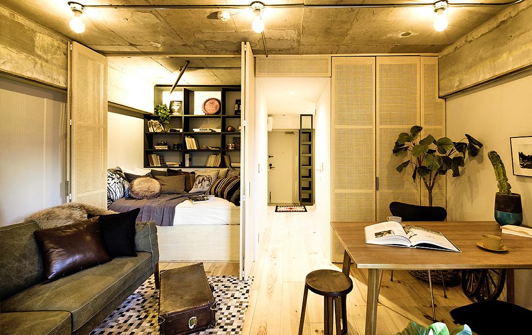 インテリアレイアウト④機能的に使えるお部屋作り6