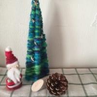 小さくて可愛らしいクリスマスツリーDIY☆今年のクリスマスは手作りしよう!