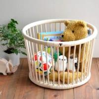 DIYアイディアも☆おもちゃ・ぬいぐるみ・絵本の見せる収納実例15選☆