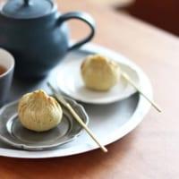 日本風のブレイクタイムを!かわいい和菓子と一緒にお茶を楽しむ食卓☆