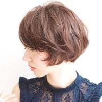 ショートパーマのヘアスタイル&アレンジ100選☆前髪のスタイルや輪郭別にご紹介!