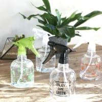 お掃除や水やりがもっと楽しくなる♡おしゃれなスプレーボトルコレクション