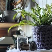編み物で作るほっこりインテリア♡今年の冬は「編み物女子」になってみませんか?